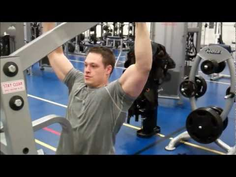 BCS: Build Bigger Back Muscles with the Lat Pulldown Exercise