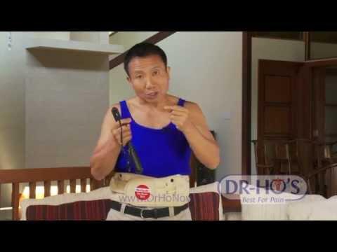 DR-HO'S 2-in-1 Decompression Back Belt: Introduction