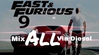 ตัวอย่างหนังฟาส 9 TRAILER FAST&FURIOUS 9 YEAR 2019 ยำรวมเรื่องเก่าเรื่องใหม่ FC Vin Diesel