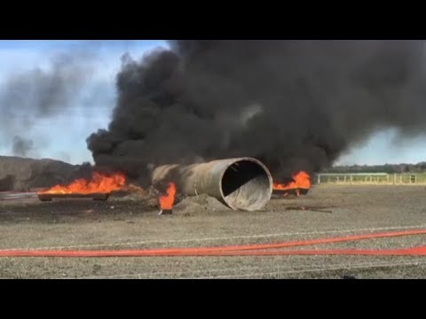 Invercargill Airport holds emergency drill
