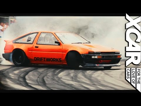 How a Drift Car is Built: Driftworks - XCAR