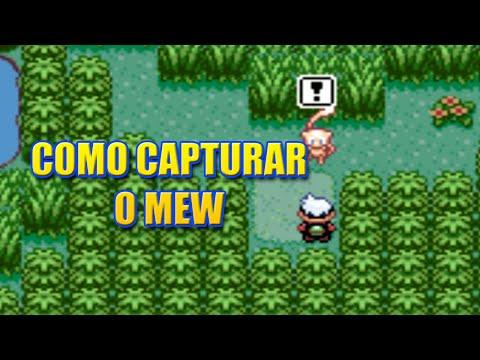 Como capturar Mew no Pokemon Emerald, Ruby, Sapphire, FireRed e LeafGreen | Quero jogar um Jogo