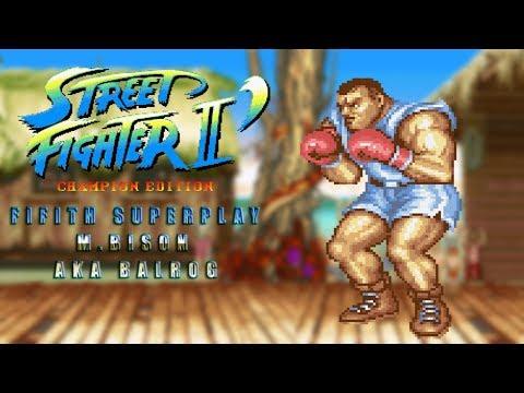 Xxx Mp4 Street Fighter II 39 Champion Edition M Bison Boxer 【TAS】 3gp Sex