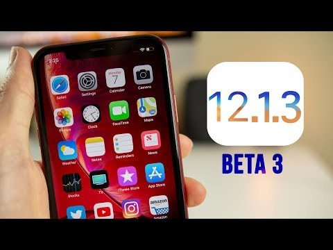 iOS 12.1.3 Beta 3 Released - What's New?
