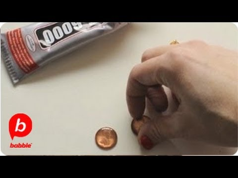 How to Make Penny Earrings | Crafts | Babble
