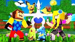 Minecraft - HELLO NEIGHBOR - Pokemon GO KILLS NEIGHBOR?! (Gen 2)