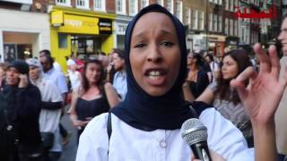 Grenfell Tower Residents Protest Corporate Manslaughter