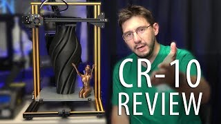 Creality CR-10 - Is It The Best 3D Printer?