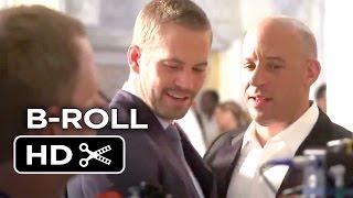 Furious 7 B-ROLL 1 (2015) - Vin Diesel, Paul Walker Action Movie HD