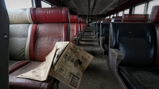 The Abandoned NYC Subway Train (Untouched 1999)