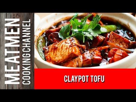 Claypot Tofu - 砂锅豆腐