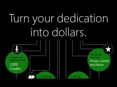 How to Get in Xbox Live Rewards Program