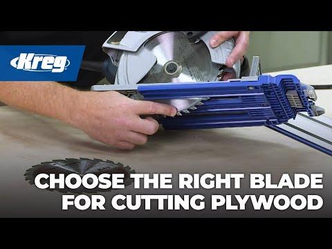Kreg Accu-Cut™ Tip: Choose the Best Blade for Even Cleaner Cuts