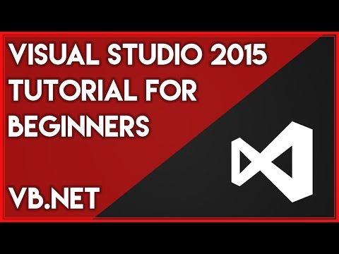Visual studio 2013 tutorial for Beginners | Ep1 | Getting started Hello world