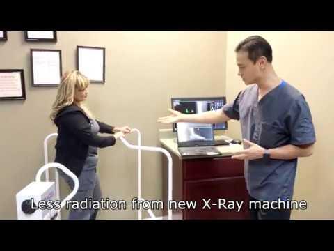 New digital X-Ray machine