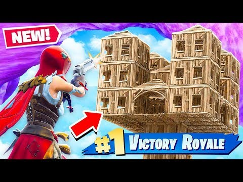 PISTOLS AND SHOTGUNS ONLY vs SKYBASE! Fortnite: Battle Royale