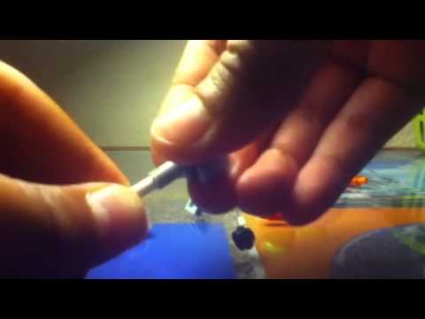 How to make a Lego shockwave hammer