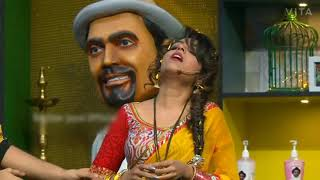 Best Comedy of Sursuri Bhabhi and Raghav Juyal with Prabhudeva😂😂
