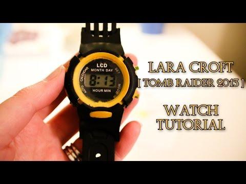 Lara Croft | Tomb Raider 2013 | Watch Cosplay Tutorial From Dollar Tree!