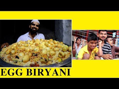 Restaurant style Egg Biryani For God Kids || Nawabs kitchen