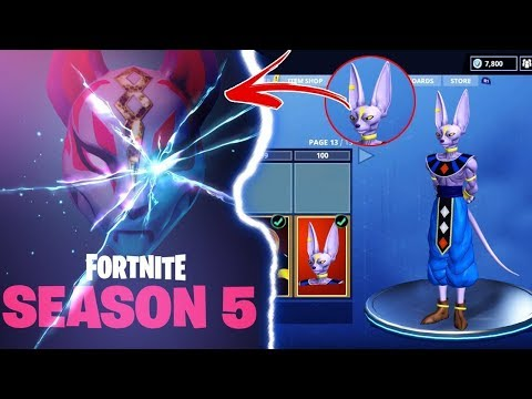 EARLY ACCESS TO *NEW* SEASON 5 UPDATE SKINS+Trading Items* PATCH NOTES & 4V4 CUSTOM PLAYGROUND