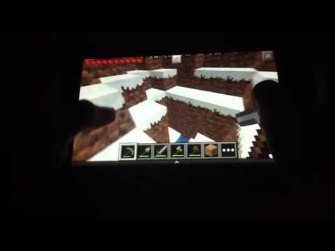 minecraft pe survival ep.1 a good start