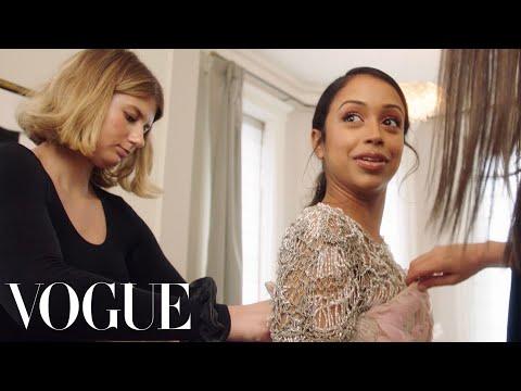Xxx Mp4 Liza Koshy Picks Her Dress For The Met Gala Vogue 3gp Sex