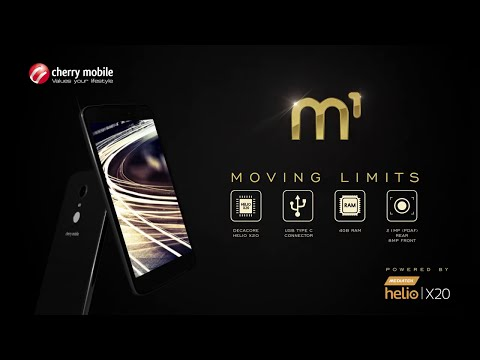 Cherry Mobile M1 - First Deca Core Smartphone in the Philippines