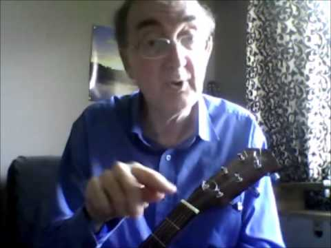 How to change strings on acoustic guitar.