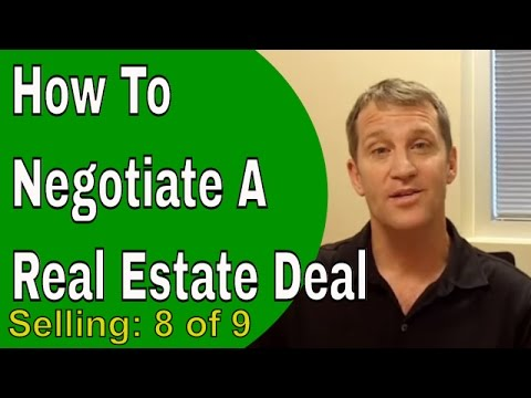 Do You Make These Mistakes When Negotiating With Home Buyers?