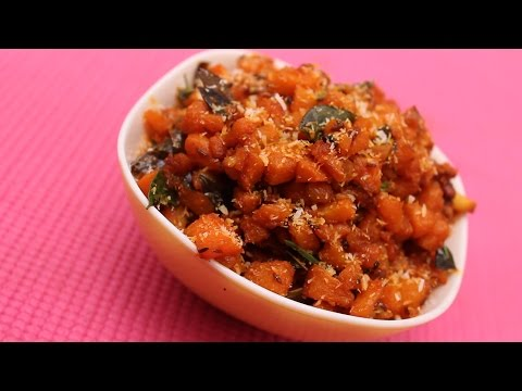 Spicy Carrot Fry Recipes Andhra Style || Myna Street Food