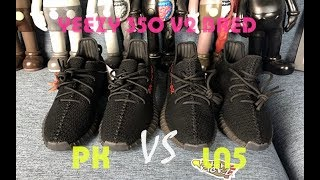 low priced 6bff8 39264 The LN5 and PK Yeezy 350 V2 Comparsion Review,Who's one is ...