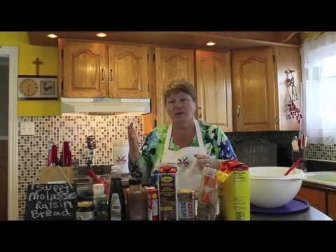 Make Newfoundland Homemade Bread with Bonita - Bonita's Kitchen