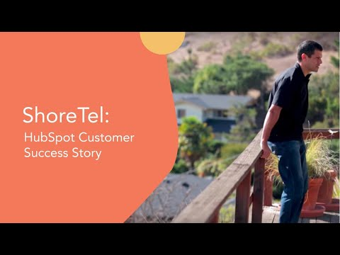 ShoreTel: HubSpot Customer Success Story