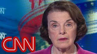 Sen. Feinstein: Big mistake not to sign G7 agreement