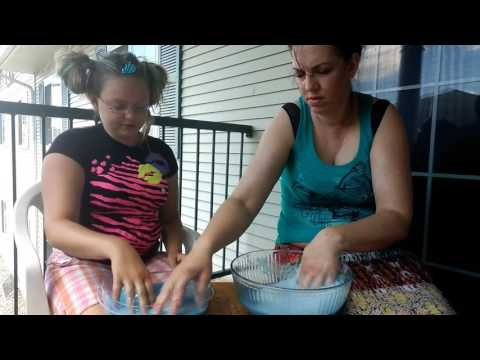 How to make slime with bar soap
