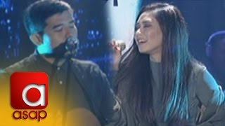 "ASAP: Sarah G. sings ""The Great Unknown"" with Champ of Hale"