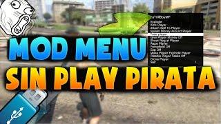 | Como Tener Mod Menu De Gta V Online Sin Ps3 Pirata | Facil Y Sencillo [usb] |
