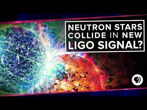 Neutron Stars Collide in New LIGO Signal? | Space Time