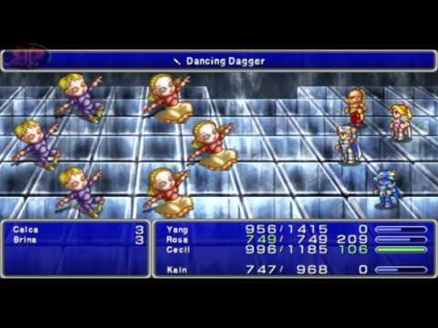 Final Fantasy IV (PSP) - Part 9 - To the Underworld