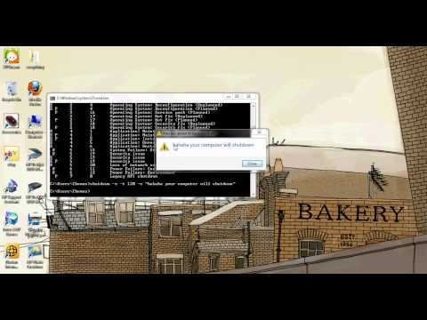Cool things you can do with cmd/command prompt