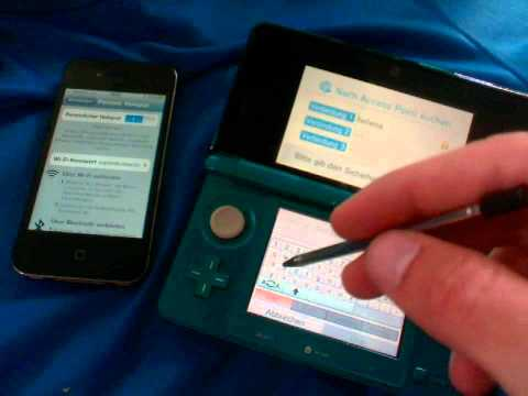 Howto: Get internet on your 3DS everywhere