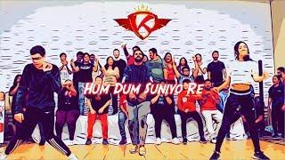 KINGS UNITED INDIA || HUM DUM SUNIYO RE HIGHLIGHTS ||YUVA DANCE ACADEMY VA USA