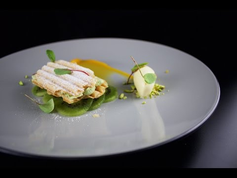 Plating techniques 18 - Michelin star food from michelin star restaurants. Restaurant michelin Guide