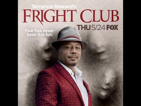 EEK! TERRENCE HOWARD IS HOSTING A NEW HORROR PRANK SHOW
