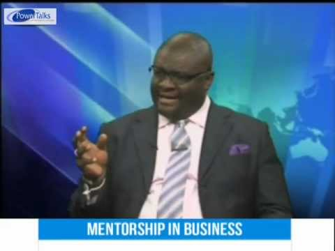 Mentorship at Coffee with Dr Wale - PowerTalks TV