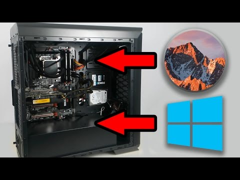 Dual-Boot macOS Sierra e Windows 10 su un PC! [GRATIS]