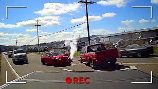 Road Rage, Car Crash, \u0026 Bad Drivers   Driving Fails 2021 #89