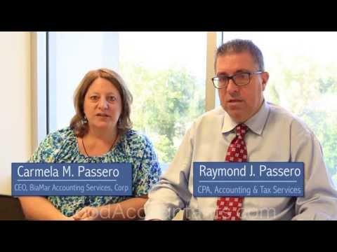 Ray and Carmela Passero, CPA, P.C. / GoodAccountants.com Members