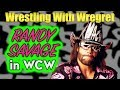 Randy Savage In WCW Wrestling With Wregret